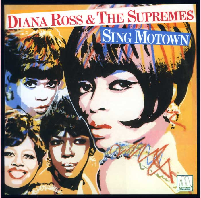 Supremes Love I Never Knew You Could Feel So Good High Energy