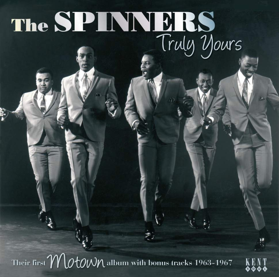 "Thread: The Spinners: ""Truly Yours"" - their first Motown album with ..."