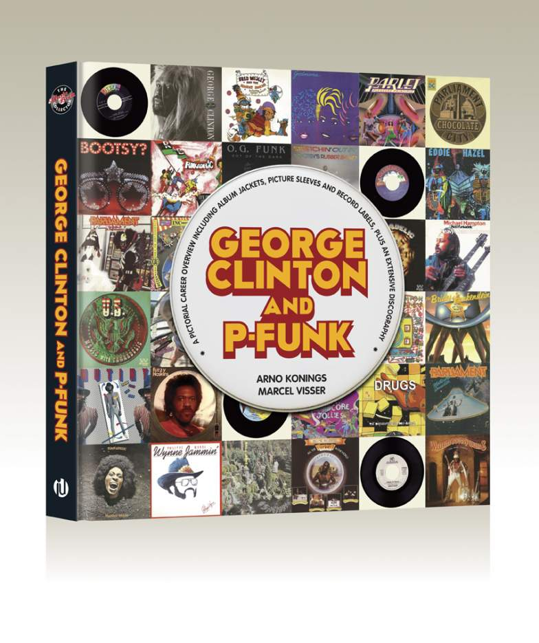 Image result for george clinton and p funk  book