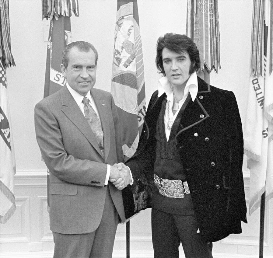 Name:  Nixon & Elvis.jpg