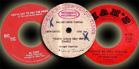 Gino Washington The GW Band Hey Im A Love Bandit We Ganna Make It