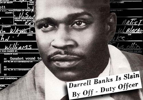 Darrell Banks Soulful Detroit The Darrell Banks Story